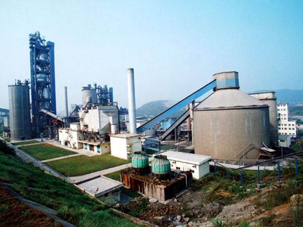 重庆拉法基水泥厂腾辉水泥