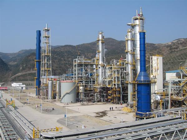 中国核工业建峰化工总厂
